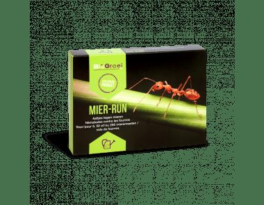 Aaltjes tegen mieren: Mier-run