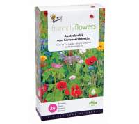 Bloemenmengsel voor lieveheersbeestjes 15m²