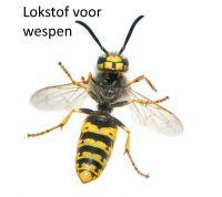 Lokstof voor wespen