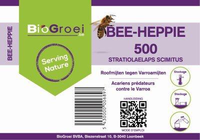 label BeeHeppie