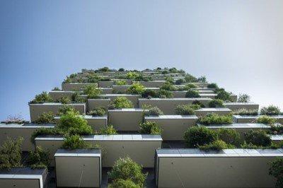 verticale tuinen biogroei