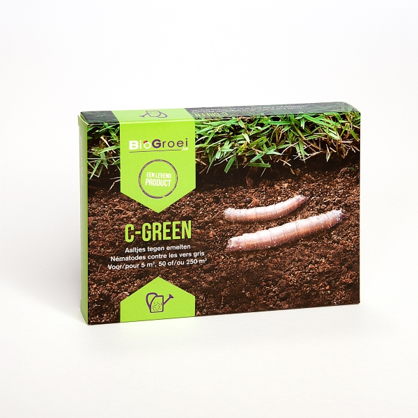 C-green tegen emelten