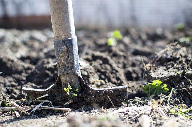 grond bodem lavameel